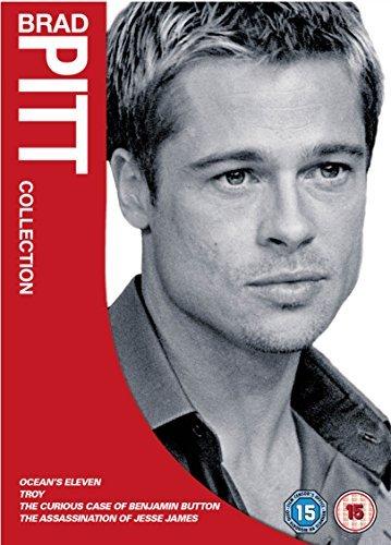 Jesse James Buttons (Brad Pitt Box Set - Oceans 11 / Troy / Benjamin Button / The Assassination Of Jesse James [DVD] by Brad Pitt)