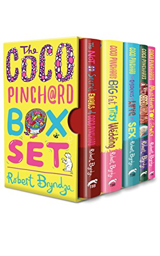 The Coco Pinchard Boxset: 5 bestselling romantic comedies in one! by [Bryndza, Robert]