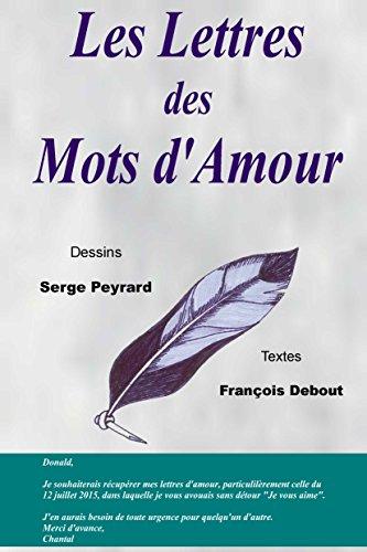 Couverture du livre Les Lettres des Mots d'Amour
