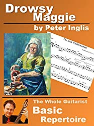 Drowsy Maggie (The Whole Guitarist: Basic Repertoire Book 3) (English Edition)