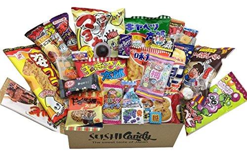 Japanese Sweets assortment gifts 30 pc DAGASHI set snack & candy japanese food