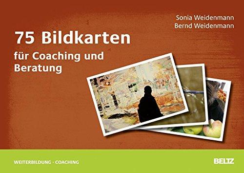 75 Bildkarten für Coaching und Beratung (Beltz Weiterbildung / Fachbuch)
