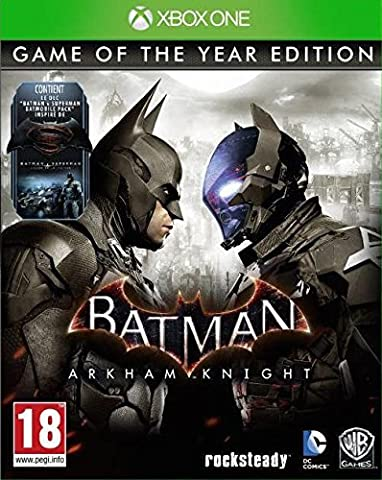 Batman Arkham Knight - édition jeu de