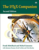 The LaTeX Companion (Tools and Techniques for Computer Typesetting)