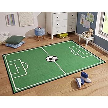 fc bayern m nchen fan teppich 100cm rund logo bundesliga fussball kinderland24 k che. Black Bedroom Furniture Sets. Home Design Ideas