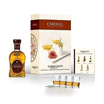 Cardhu - 12 Ans Malt & Food
