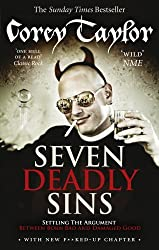 Seven Deadly Sins by Corey Taylor (2012-07-19)