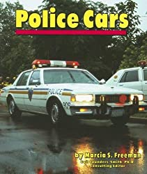 Police Cars (Community Vehicles) by Marcia S. Freeman (2000-09-01)