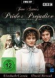 Jane Austen's Pride & Prejudice - Stolz und Vorurteil 1980 (2 DVDs)