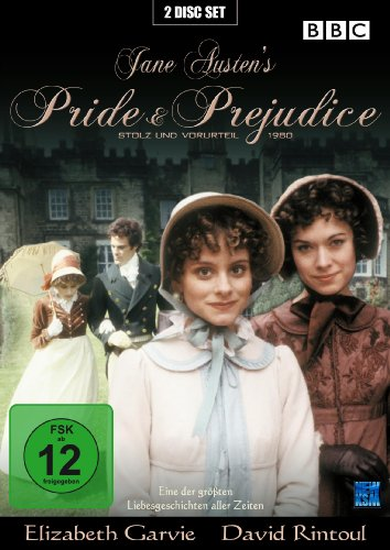 Bild von Jane Austen's Pride & Prejudice - Stolz und Vorurteil 1980 (2 DVDs)