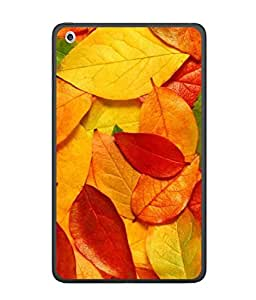 PrintVisa Designer Back Case Cover for Apple iPad Pro 12.9 Inches :: Apple iPad Pro Wi-Fi + Cellular (3G/LTE) 12.9 Inches :: Apple iPad Pro Wi-Fi (Wi-Fi) 12.9 Inches (Saturated Saturate Grounds Floral Leafage Natural Beautiful Vibrant)