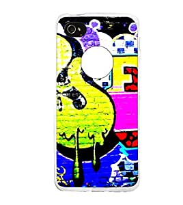 APPLE iPhone 5S SILICON BACK COVER BY instyler