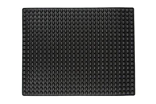Collory Silikon Backmatte Noppen Backunterlage Backform Hundekekse Leckerlies Backbleche & -formen