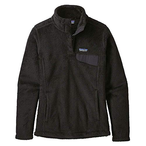 Patagonia Women's Re-Tool Snap-T Pullover Black SM (Women's 4-6) Patagonia Womens Pullover
