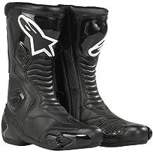 Alpinestars - Botas moto S-MX 5 - Talla : 42 - Color : negro