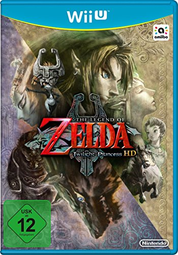 The Legend of Zelda: Twilight Princess HD - [Wii U] (Zelda Wii Nintendo)
