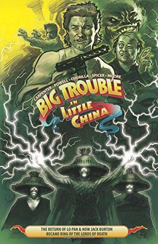 Big Trouble in Little China Volume 2 por Eric Powell, John Carpenter