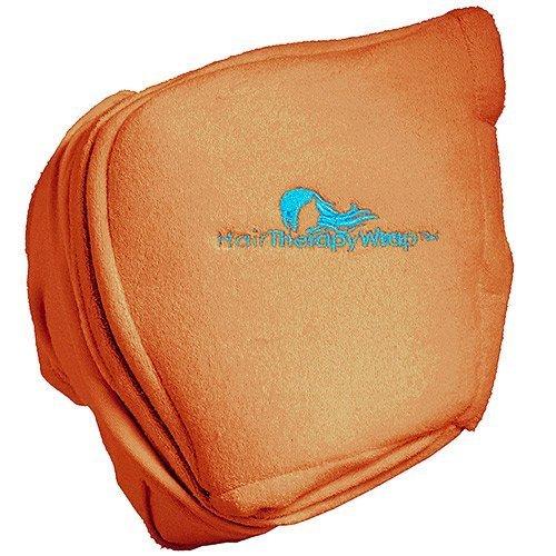 Hair Therapy Wrap - Coco - Cordless Thermal Turban Heat Wrap by Hair Therapy Wrap (Wrap Hair Therapy)