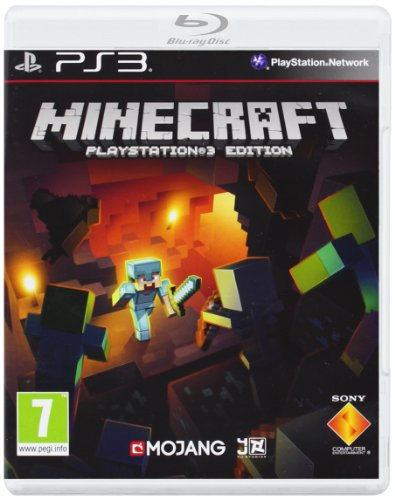 Third Party - JUEGO PS3 - MINECRAFT