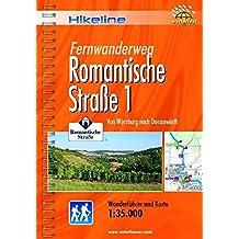 Romantische Strasse 1 Fernwanderweg: BIKEWF.DE.60