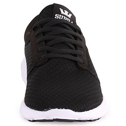 Supra - HAMMER RUN, Sneakers unisex Black White