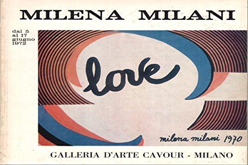 Quadri-scritti e Ceramiche-scritte di Milena Milani