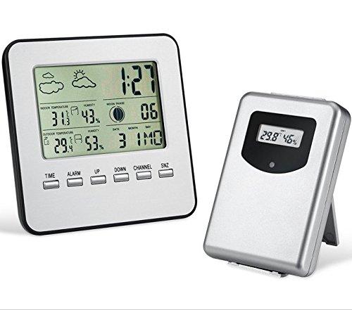 estacion-meteorologica-inalambrica-interior-y-exterior-con-termometro-y-sensor-remoto
