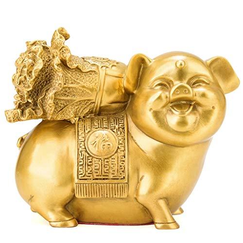 Geschenk Schwein Glückliches Schwein Glückliches Schwein Restaurant Bekleidungsgeschäft Schwein Dekoriert Wohnzimmer Schlafzimmer Nachttisch Dekoration Feng Shui Schmuck Handwerk Niedlichen Schwein