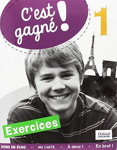 C'EST GAGNE 5ºPRIM LE/CD (C´est Gagné)