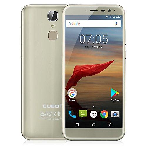 CUBOT X18 Smartphone, 5.7
