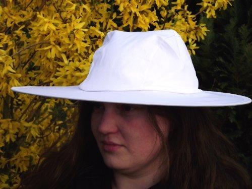 Schöner Imkerhut – Imkerhaube aus Baumwolle mit verstellbarer Kopfweite