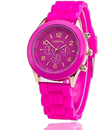 GT Gala Time New Chronograph Dial Design Pink Color Wrist Watch For Girls & Women