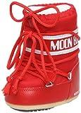 Tecnica MOON BOOT MINI NYLON ROSSO, Baby Mädchen Lauflernschuhe, Rot (Red 003),  19-22 EU (UK 3/5)