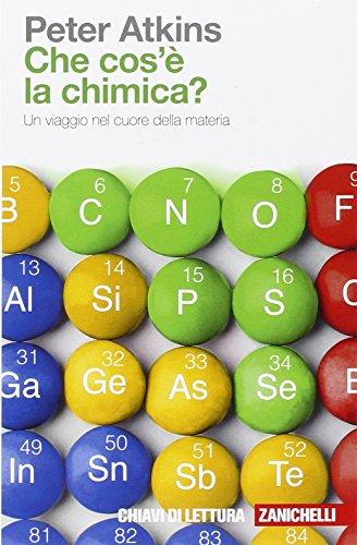 Che cosa  la chimica? Un viaggio nel cuore della materia