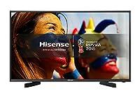 Hisense H39N2600UK 39-Inch 1080p Full HD Smart/Internet TV - Black