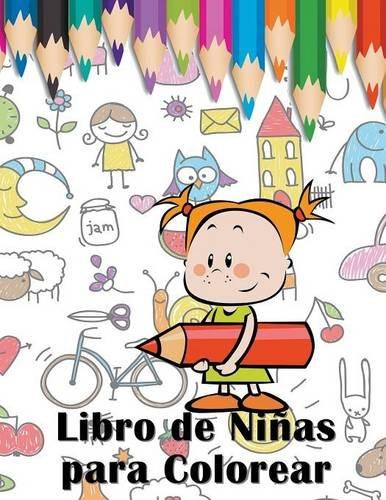 Libro de Niñas para Colorear
