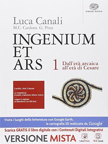 Ingenium et ars. Per i Licei. Con e-book. Con espansione online: 1