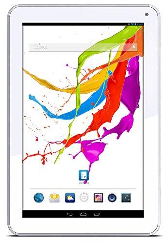 Odys Neo Quad 10 white 25,7 cm (10,1 Zoll) Tablet-PC (1,6 GHz Quad Core Processor, 1 RAM, 16GB HDD, Android 4.2.x, IPS Display (1.280 x 800), HDMI, USB, BT 4.0, OTA Support) weiß