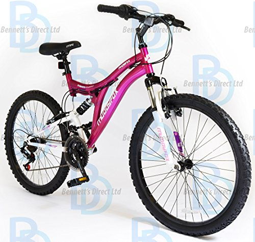 MuddyFox /SilverFox Bikes - All Ages - Boys - Girls - Men - Women / Various Styles!! Great Xmas Gifts! (MO36297-BIKE)