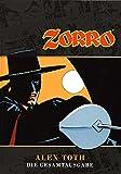 *Verlagsvergriffen* Classic Heroes Werkausgabe ZORRO Comic Gesamtausgabe (Alex Toth): limitiert auf 200 Expl, inkl. Kunstdruck (Art Print) -
