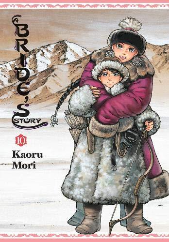 A Bride's Story, Vol. 10 por Kaoru Mori