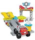 Mega Bloks–garage di Axle City (Mattel dph77)
