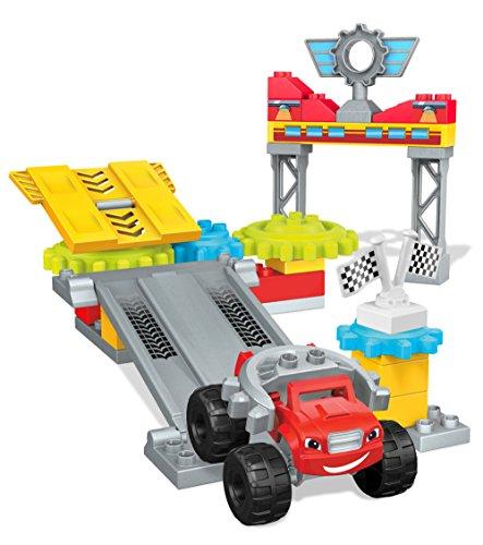 Mega Bloks - Garaje de axle City Mattel DPH77