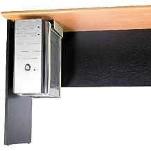 generaloffice–Soporte para ordenador de sobremesa (montaje bajo mesa)