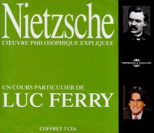 Preisvergleich Produktbild Nietzsche Lceuvre Philosophique Explique