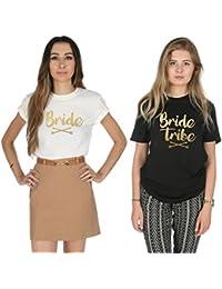 Sanfran Clothing - Camiseta - para Mujer