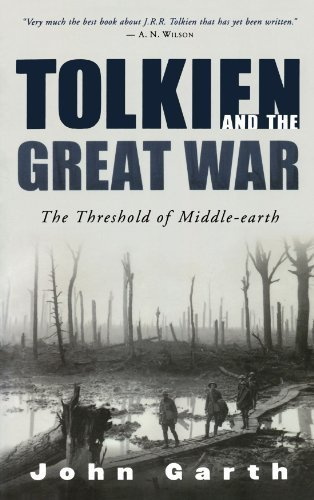 Tolkien and the Great War: The Threshold of Middle-earth by John Garth (2005-06-01)