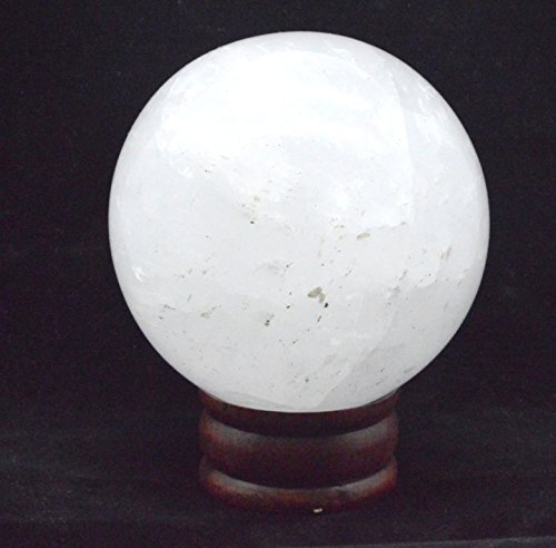 Healing crystals india 50 – 60 mm pietra preziosa naturale sphere ball aura bilanciamento metaphysical ball, selenite, 50-60mm