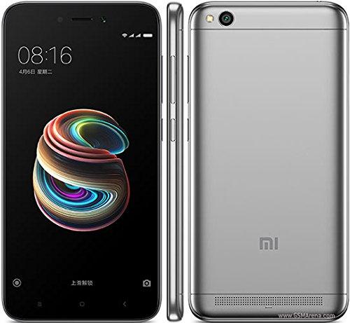 Xiaomi Redmi 5A Smartphone, 16 GB, Grigio [Italia]