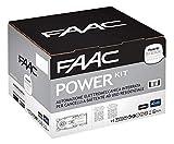 Faac Power Kit 106746445 2 actionneurs 770N moteur enterré portails battant automatique électromécanique 24 V 106747445